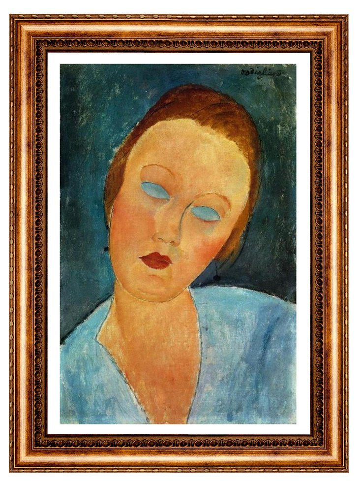 Modigliani, Portrait of Madame Survage