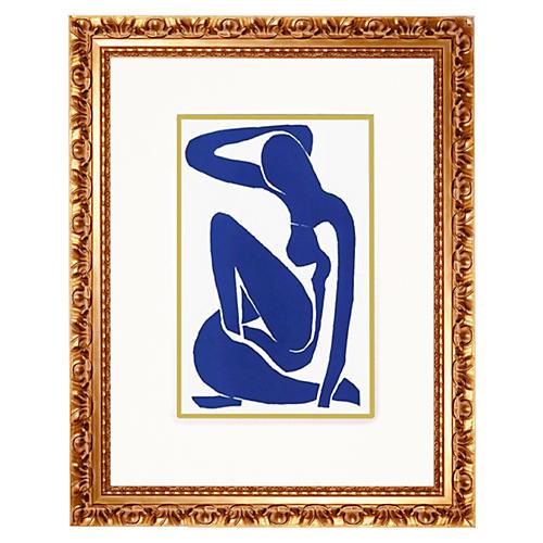 Henri Matisse, Blue Nude
