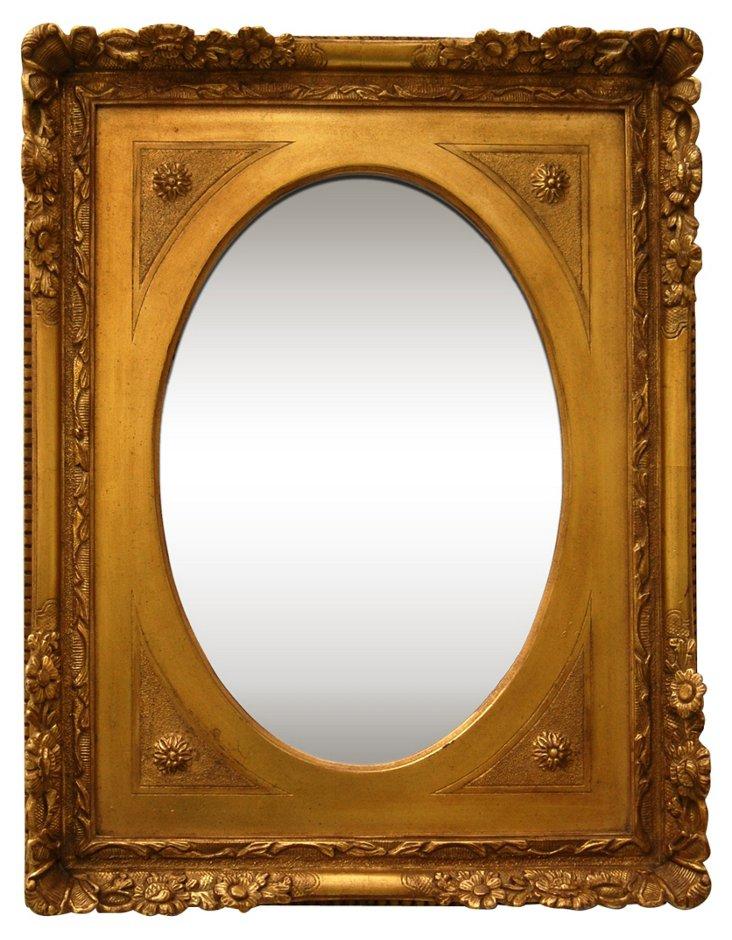 Spandrel Mirror