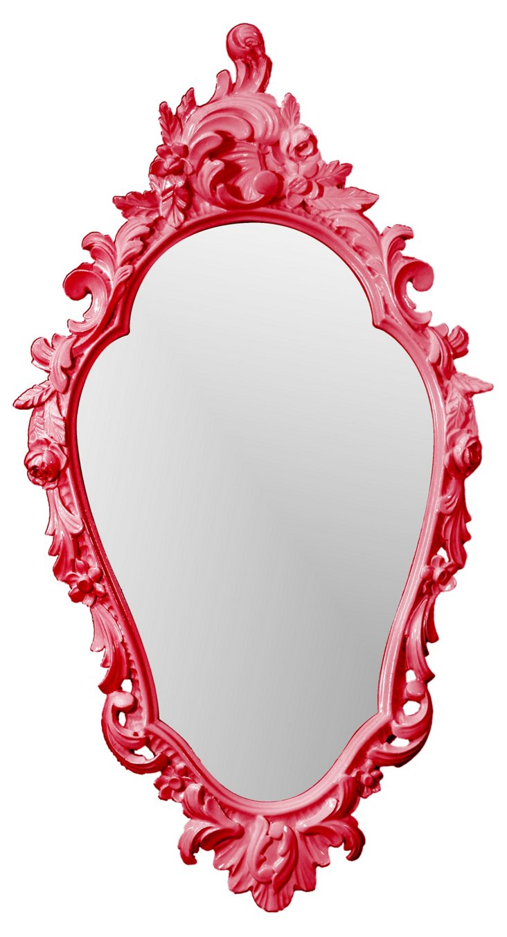 Looking-Glass Mirror, Gypsy Red