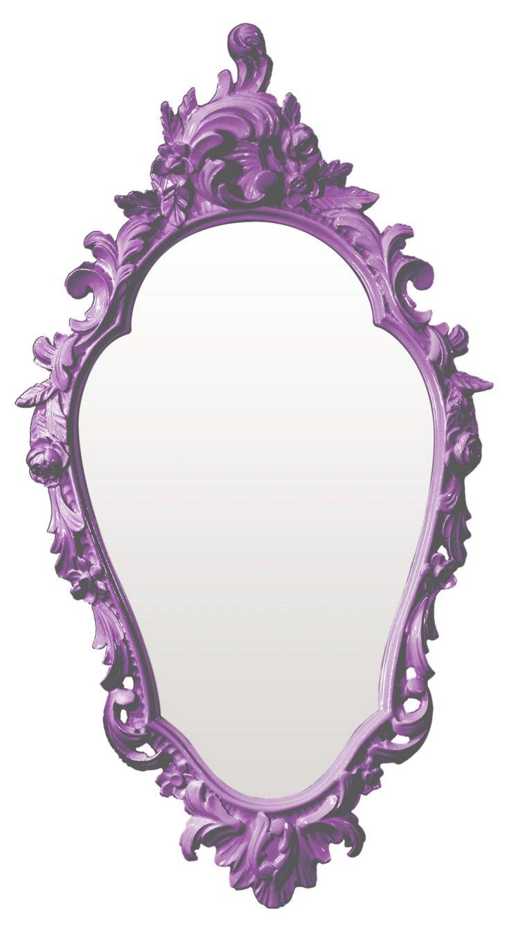 Looking-Glass Mirror, Purple