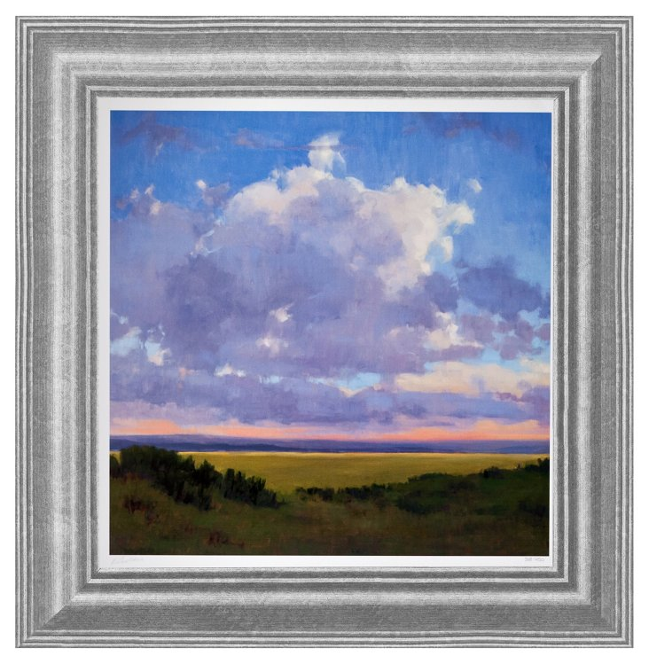 Kim Coulter, Afternoon Sky I