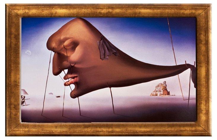 Salvador Dalí, Sleep