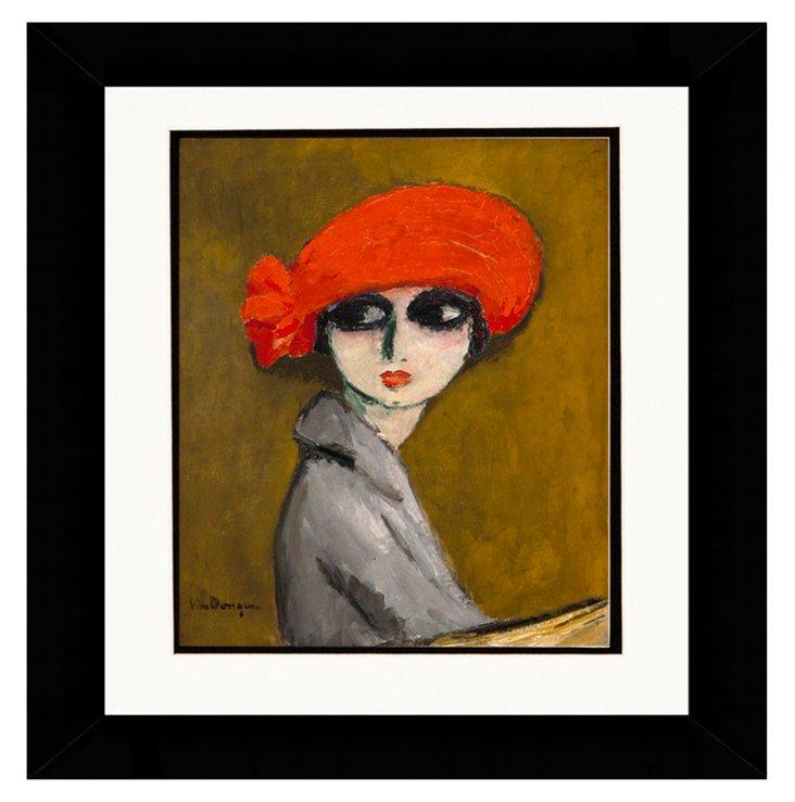Kees van Dongen, The Corn Poppy, 1919