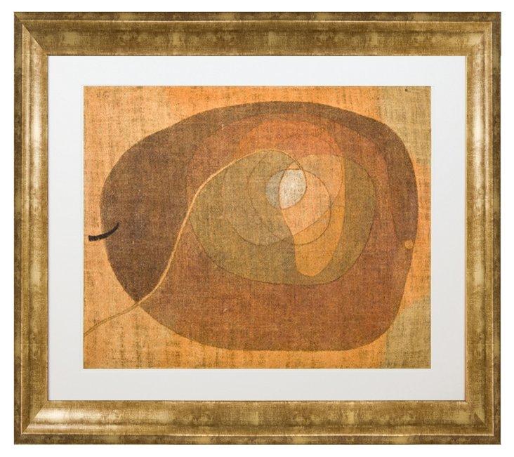 Paul Klee, The Fruit, 1932