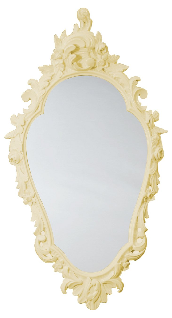 Looking-Glass Mirror, Banana Cream