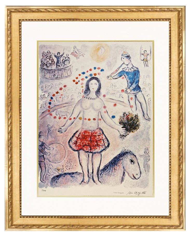 Marc Chagall, Circus