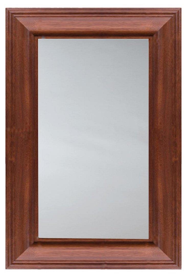 Canadian Walnut Mirror