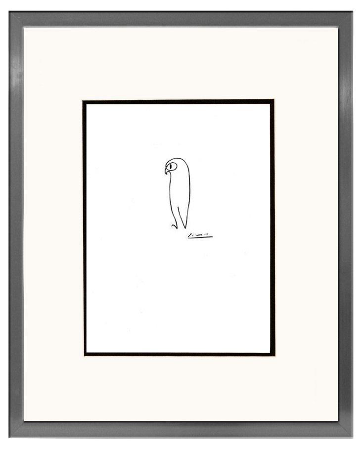 Pablo Picasso, Owl