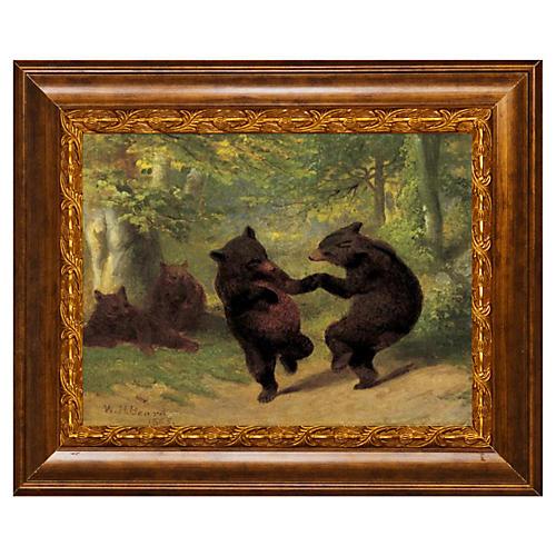 William H. Beard, Dancing Bears