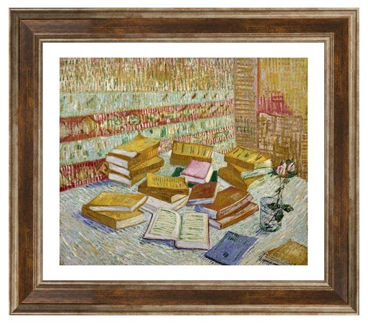 Vincent van Gogh, Parisian Novels DNU