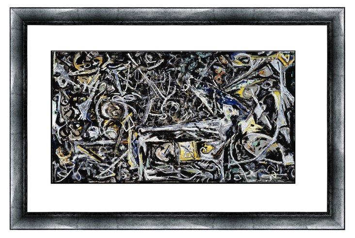 Jackson Pollock, Night Mist