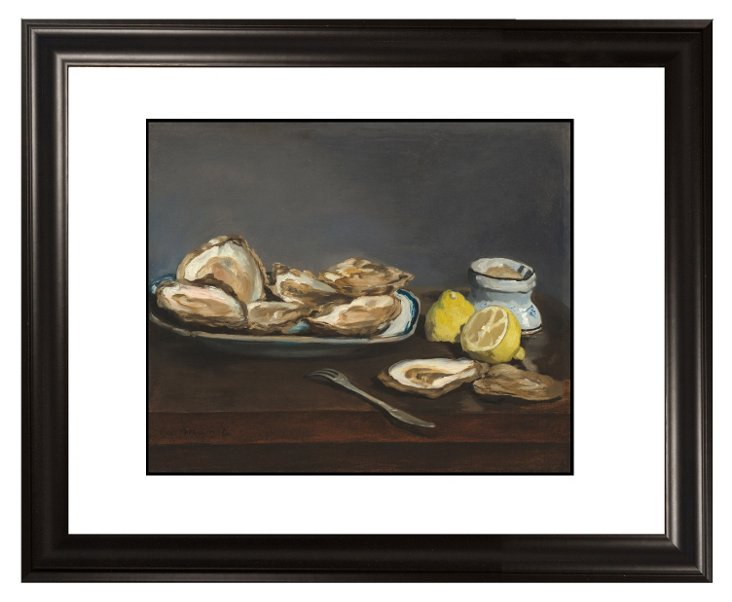 Édouard Manet, Oysters, 1862