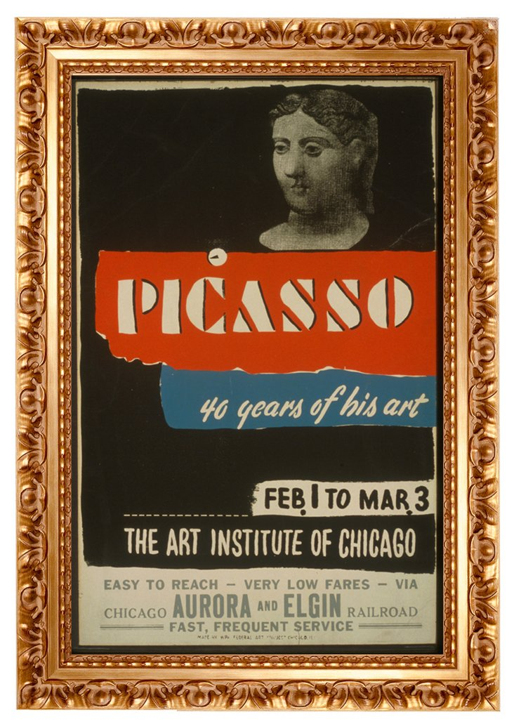 Picasso, 40 Years of His Art