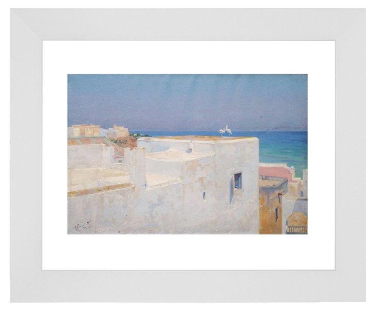 Enrique Simonet, Terrazas de Tanger