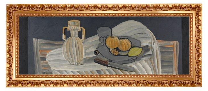 Georges Braque, Crystal Vase