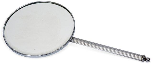 Deco Concentric Vanity Mirror