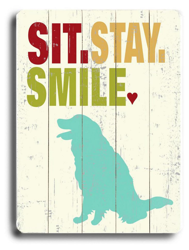 Sit Stay Smile