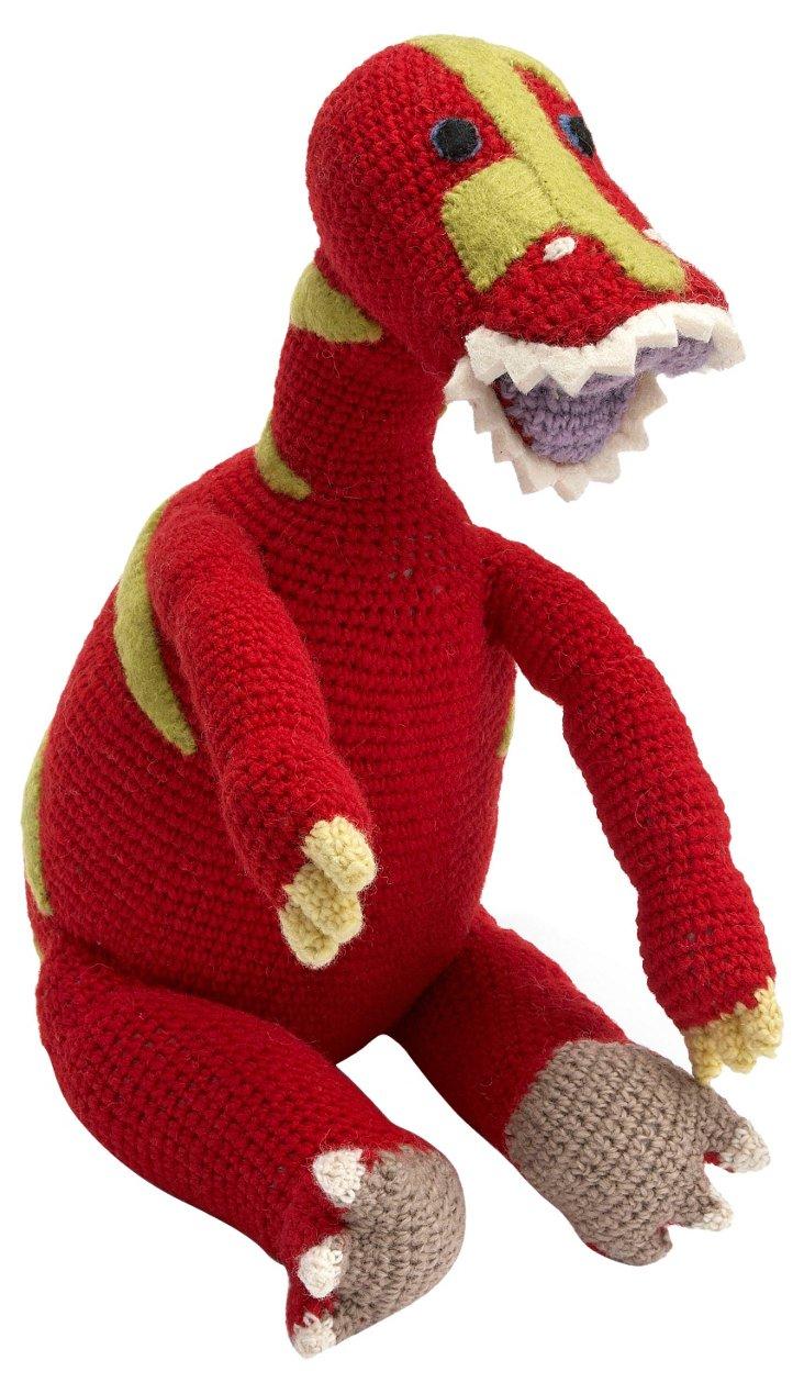 Dinosaur, Red