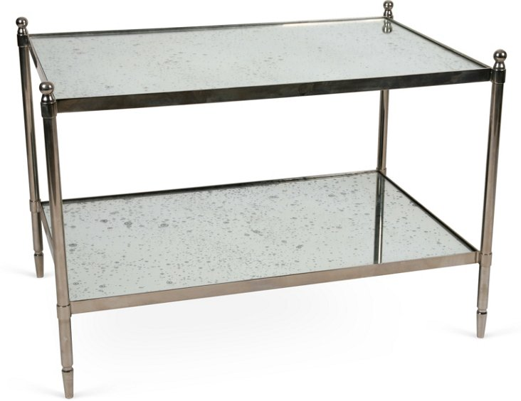 Italian Nickel-Plate Table