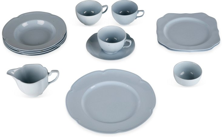 Johnson Brothers Graydawn Set, 13 Pcs.