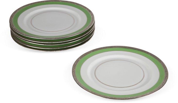 Heinrich Co. Plates, Set of 6