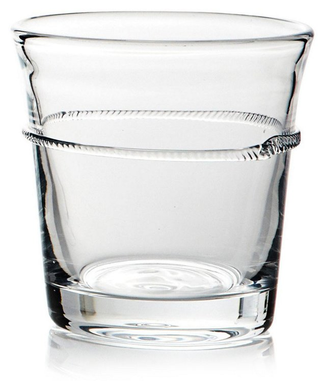 S/4 Juniper Double Old-Fashioned Glasses