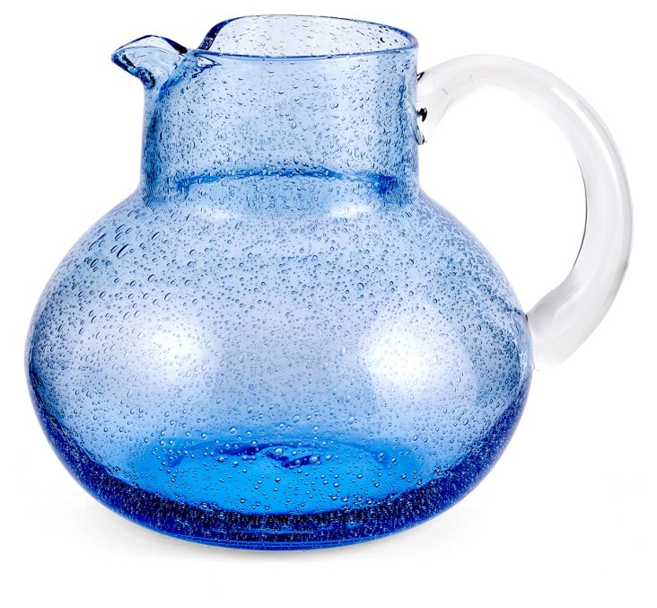 Iris Pitcher, Blue