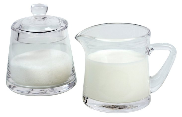 Simplicity Sugar & Cream Set
