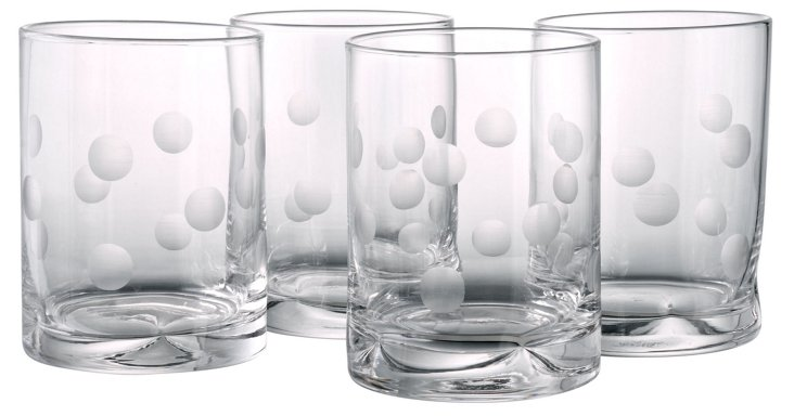 S/4 Polka-Dot DOF Glasses