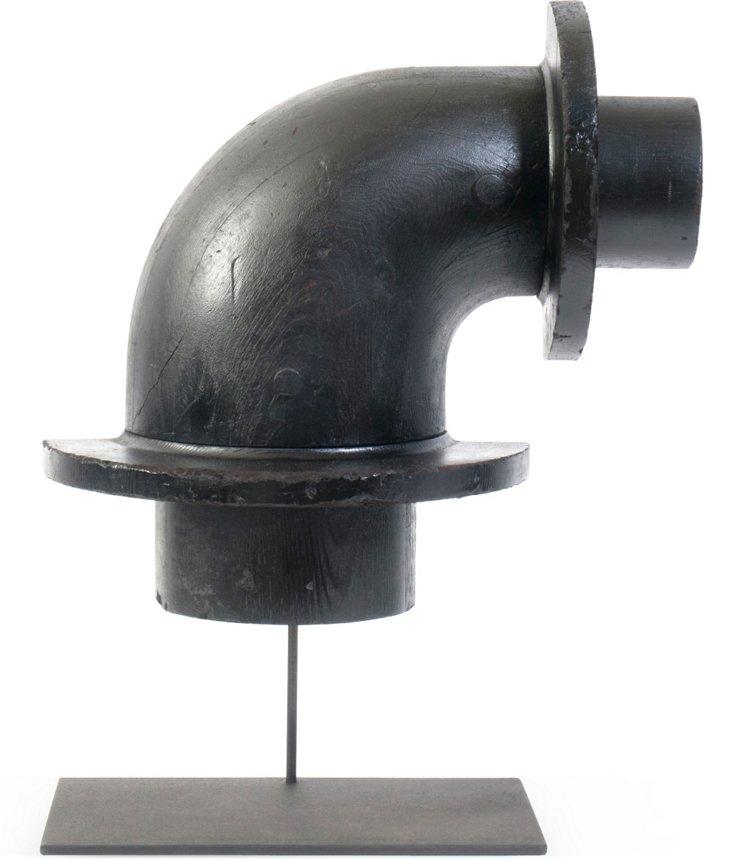 Vintage Industrial Gear Mold III