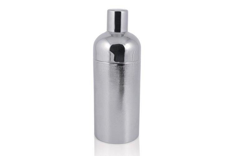 Placid Martini Shaker, Silver