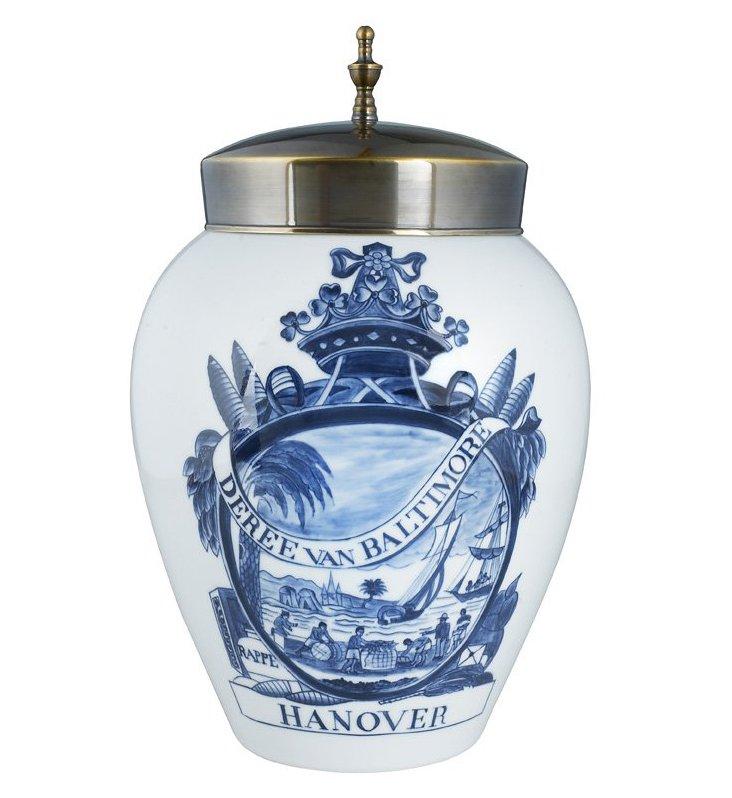 Tobacco Jar, Hanover