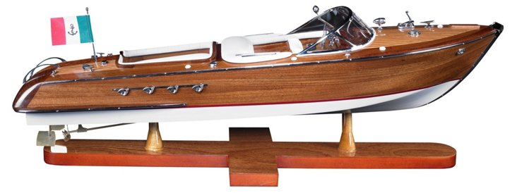 Aquarama Boat Model