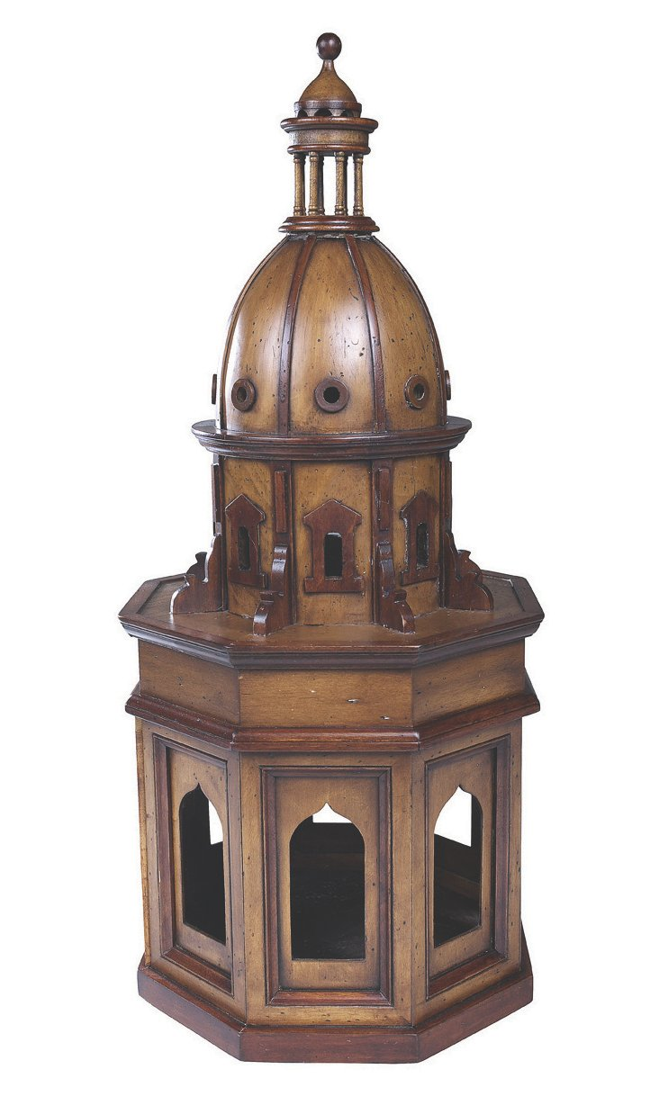 "24"" Duomo Due, Brown"