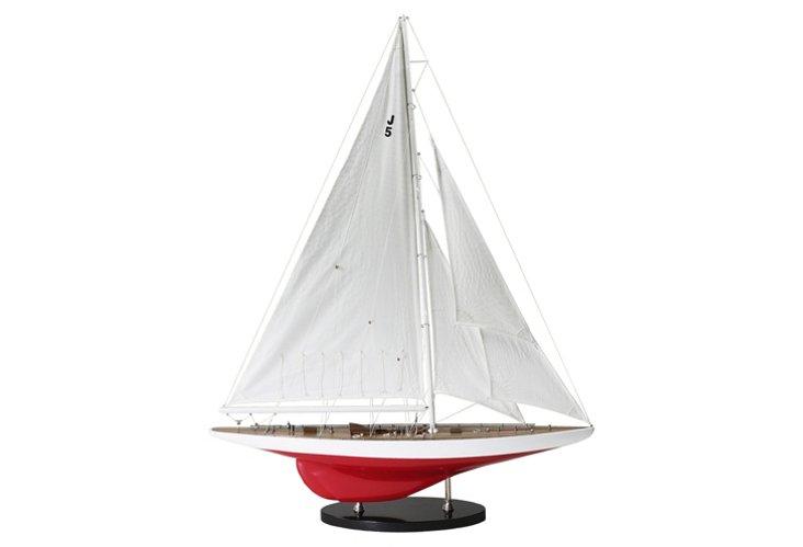 J-Yacht Sailboat Ranger 1937
