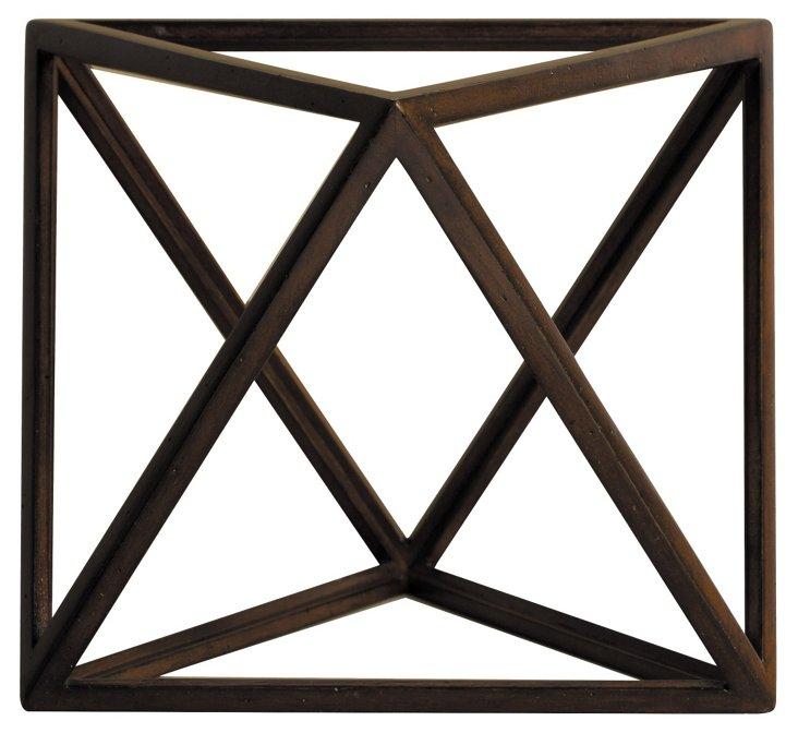"9"" Geodesic Cube"