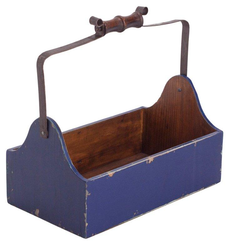 Wooden Vegetable Bucket