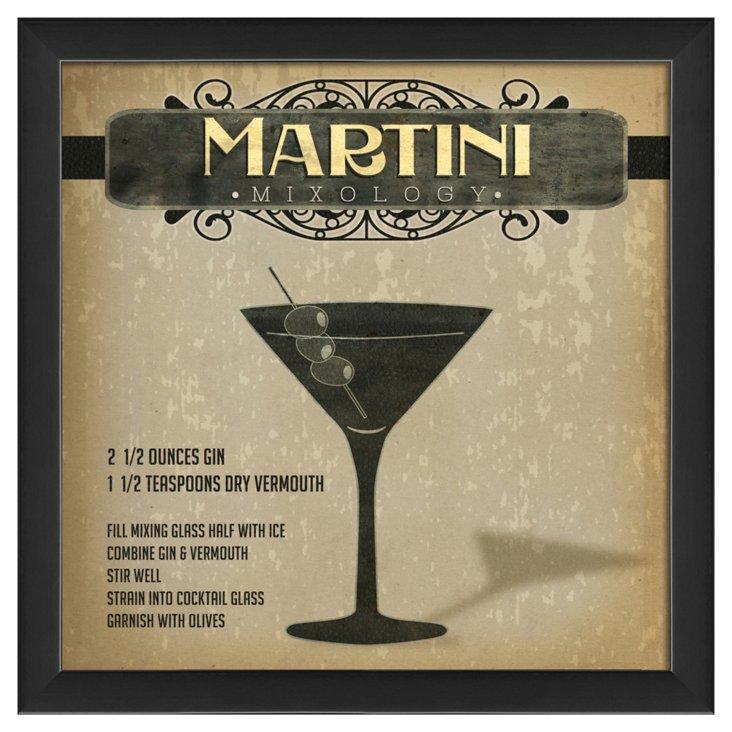 Martini Mixology
