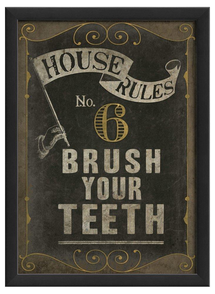 House Rule No 6
