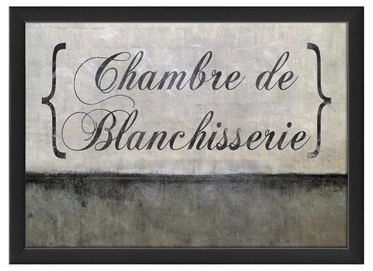 Chamber de Blanchissserie