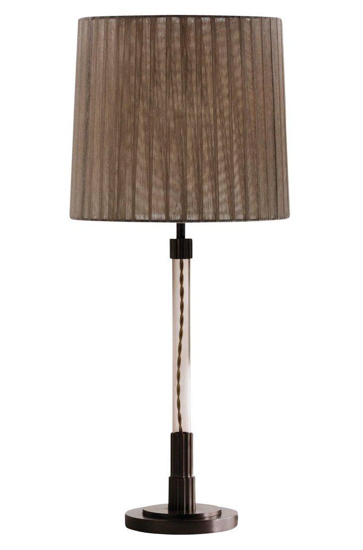 Prism Candlestick Lamp