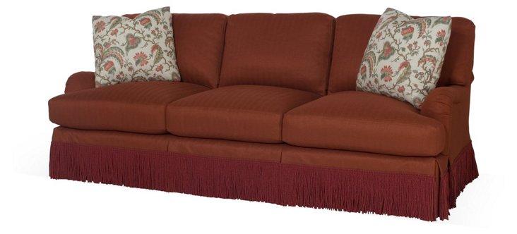 "Churchill Dressmaker 85"" Sofa"