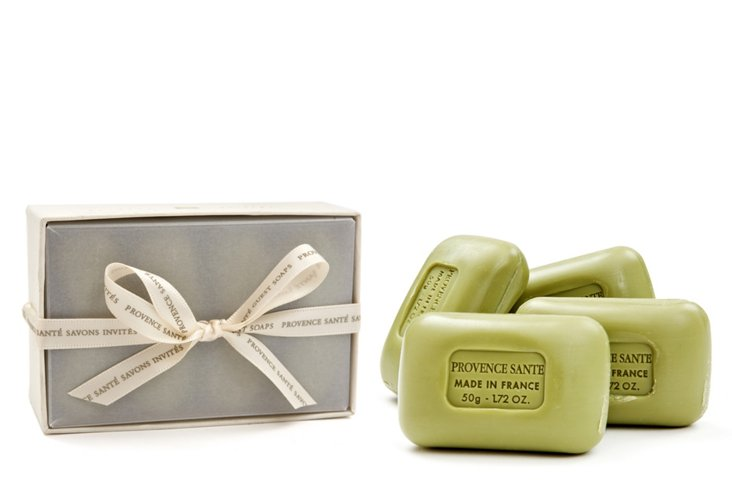 S/8 Provence Guest Soaps, Vervain