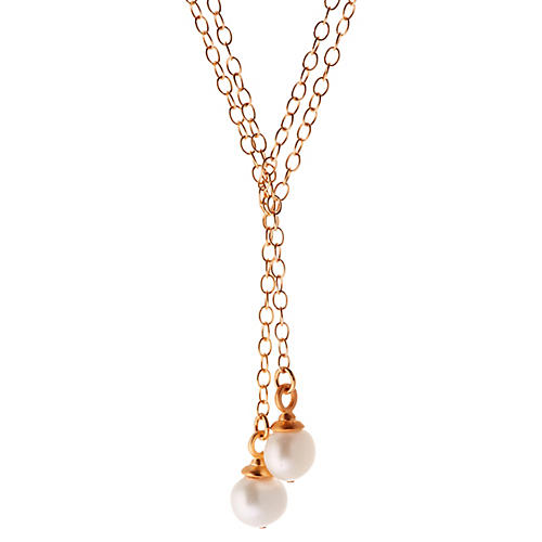 Pearl Sami Necklace