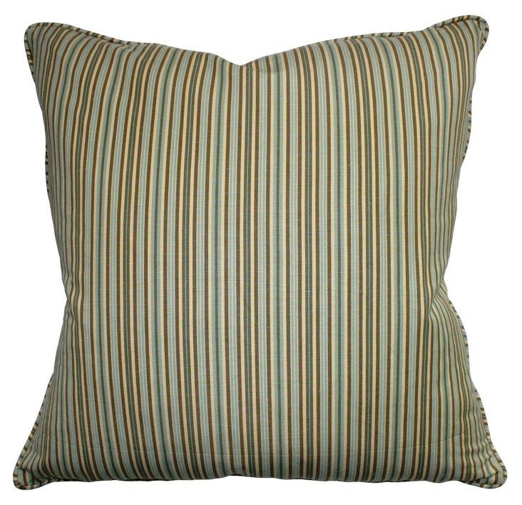 Palmer 22x22 Pillow, Green