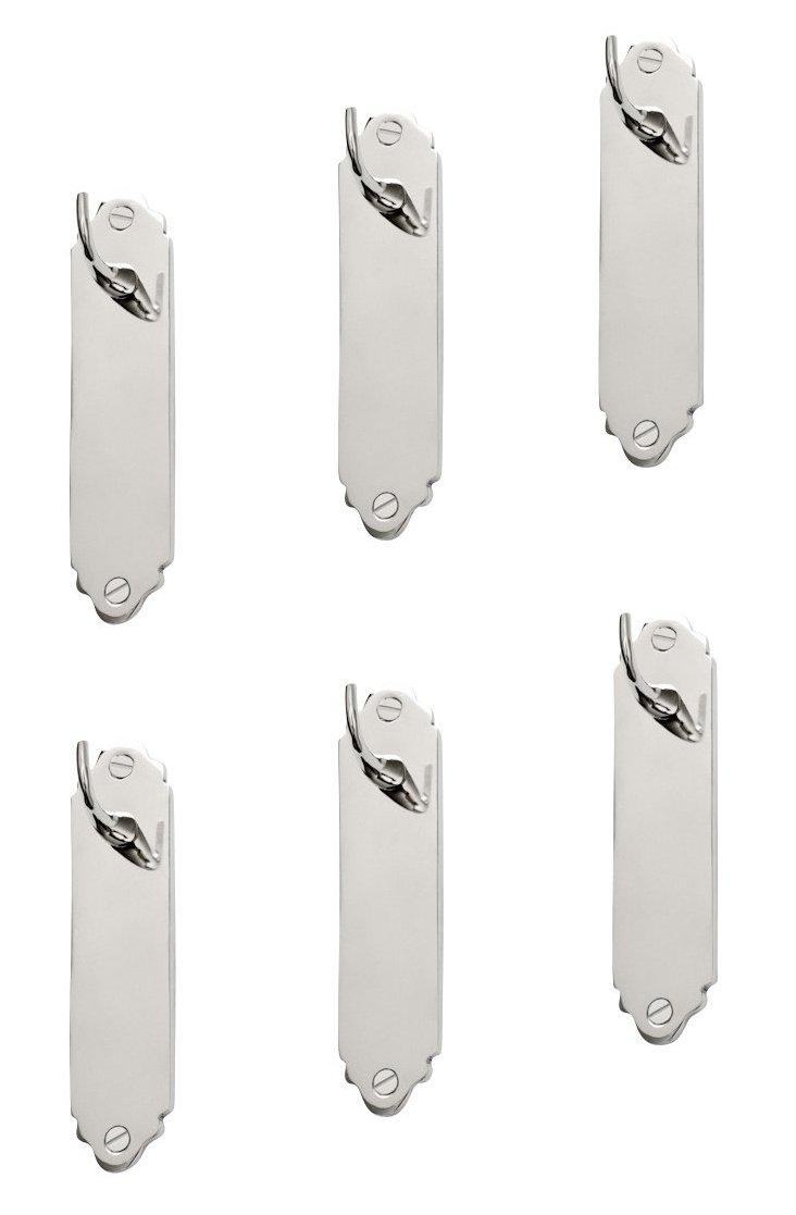 Nickel Hooks Set