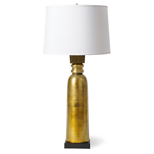 Park Table Lamp, Gold