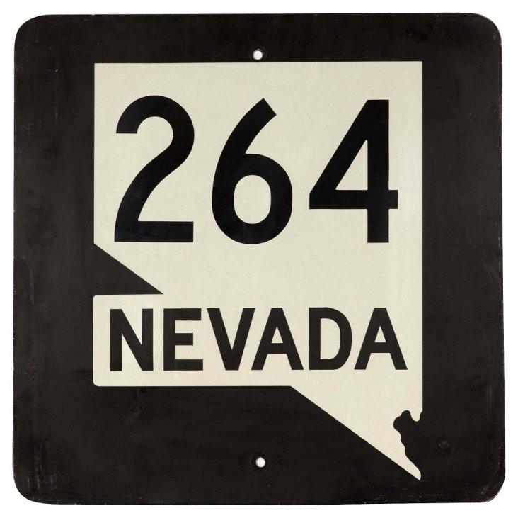 Interstate 264 Sign