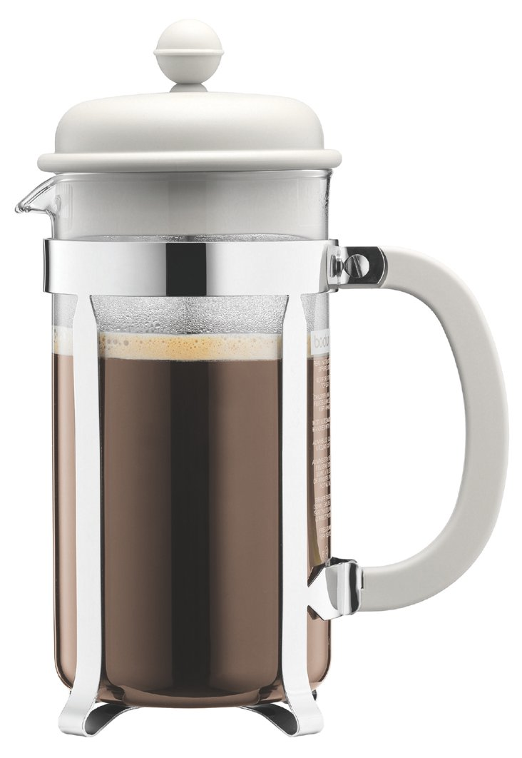 8-Cup Coffeemaker, White